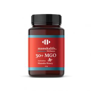 MGO 30+ ManukaLife Australian Manuka honey