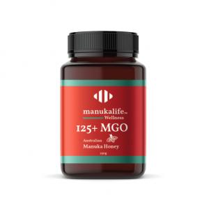MGO 125+ ManukaLife Australian Manuka honey